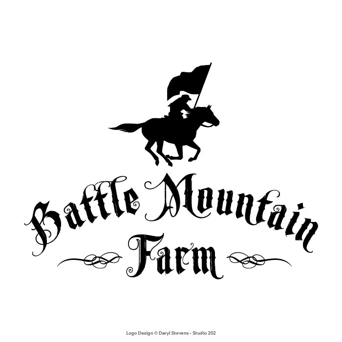 Battle Mountain Farm logo