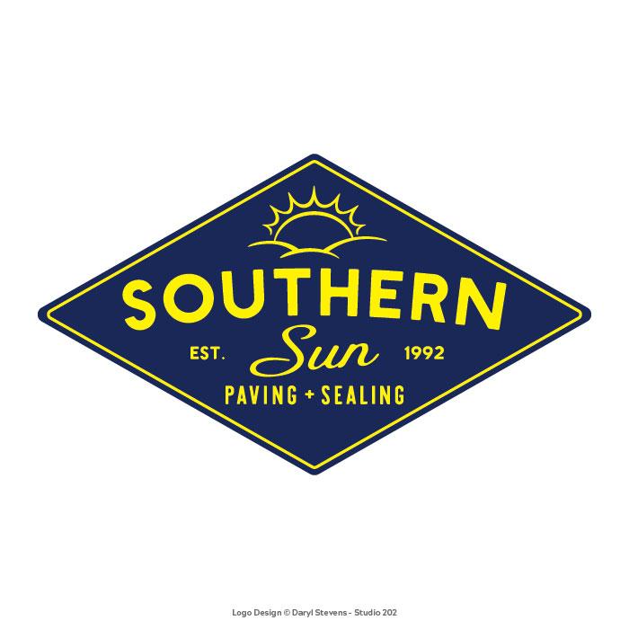 Southern Sun Driveway Paving logo