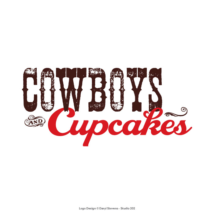 Cowboys and Cupcakes logo