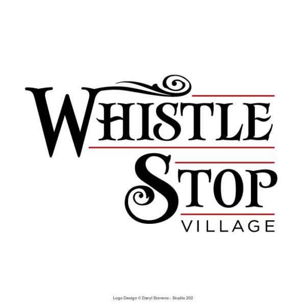 Whistle Stop Village logo